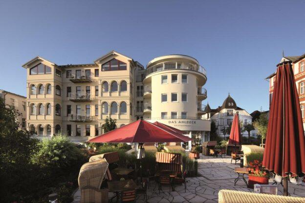 Das Ahlbeck Hotel & SPA, Nordtyskland | Kurophold Tyskland