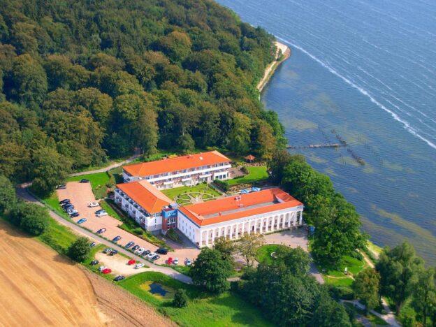 Hotel Badehaus Goor, Nordtyskland | Kurophold Tyskland