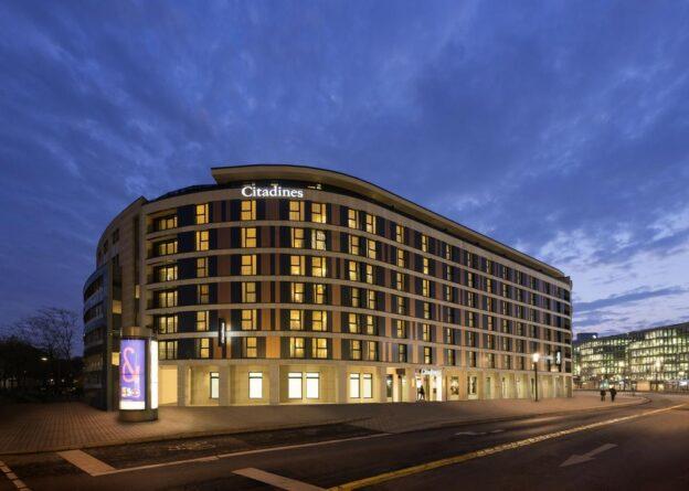 Citadines City Centre Frankfurt, Midttyskland | Kurophold Tyskland