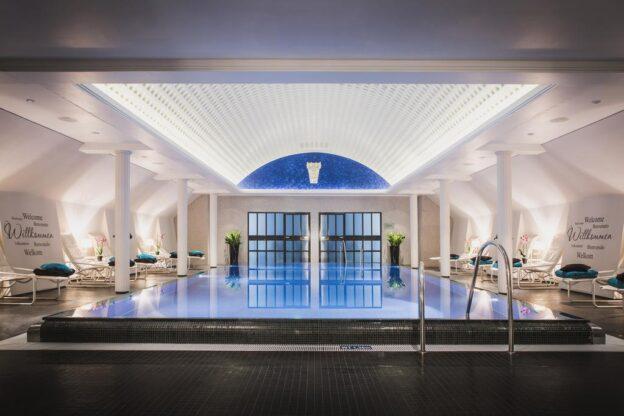 Hotel Taschenbergpalais Kempinski, Midttyskland | Kurophold Tyskland