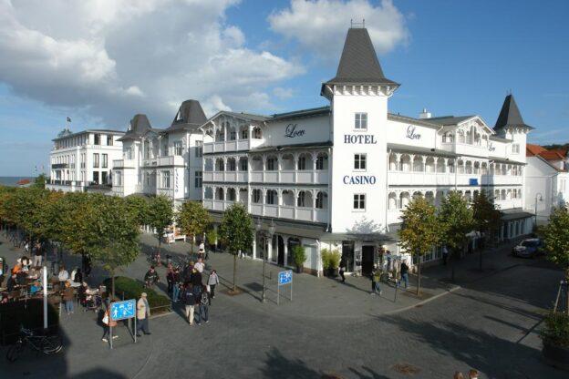 Loev Hotel Rügen, Nordtyskland | Kurophold Tyskland