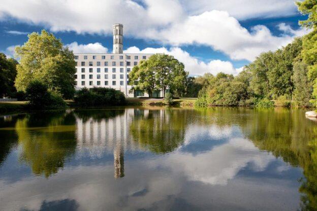 Steigenberger Parkhotel Braunschweig, Midttyskland | Kurophold Tyskland