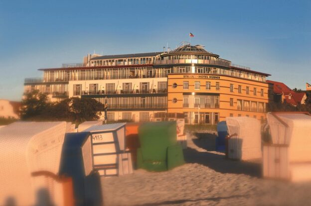 Strand-Hotel Hübner, Nordtyskland | Kurophold Tyskland